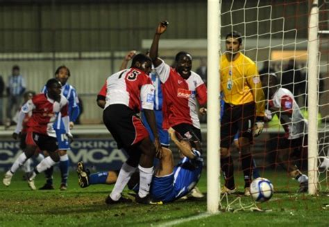 Soccer – FA Cup – First Round Replay – Woking v Brighton ...