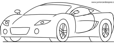 Sports Cars 3/4 Front View
