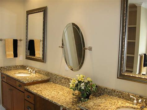 Bathroom Mirrors Brushed Nickel