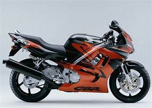 Honda Cbr 600 F3 1998 Decals Set Full Kit  Black
