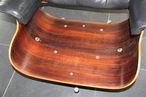 Fauteuil Charles Eames Original : fauteuil lounge chair de charles eames le magazine de proantic ~ Nature-et-papiers.com Idées de Décoration
