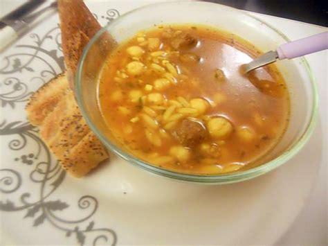 cuisine tunisienne chorba recette de chorba par notre am ur de cuisine