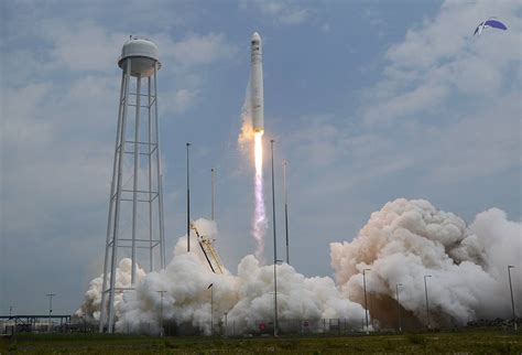 Flawless: Antares sends 'Janice Voss' Cygnus spacecraft ...