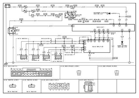 repair guides door speaker 2003 audio system bose audio wiring diagram autozone com