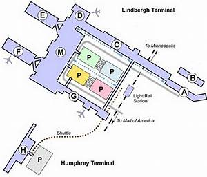 Map of Minneapolis Airport Terminal images