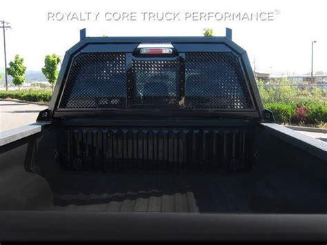 royalty core  ford superduty         rc headache rack  diamond