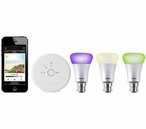 Hue Starter Kit : philips hue wireless bulbs starter kit b22 ~ Orissabook.com Haus und Dekorationen