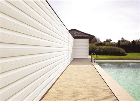 Double Plank Shiplap Cladding 333mm X 5m Pale Gold