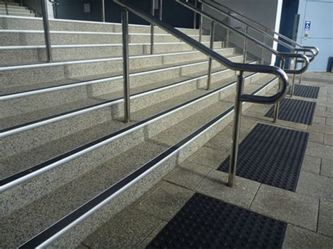 stair nosing for tiled step floor safety services anti slip paint tactile stair