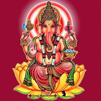 Ganpati God Ganesh Animated Graphics Submitted Smitcreation
