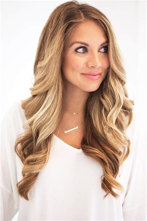 best 25 loose curls ideas on pinterest long loose curls