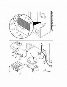 Electrolux Eilfu21gs2 Upright Freezer Parts