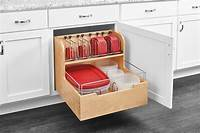 kitchen cabinet organizer 21 Brilliant Ways To Organize Kitchen Cabinets You'll Kick ...