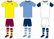 New Puma Burnley FC 201516 Away Kits Fans Vote
