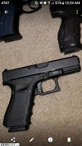 ARMSLIST - For Sale: Glock 19 MOS Gen 4/w suppressor sights