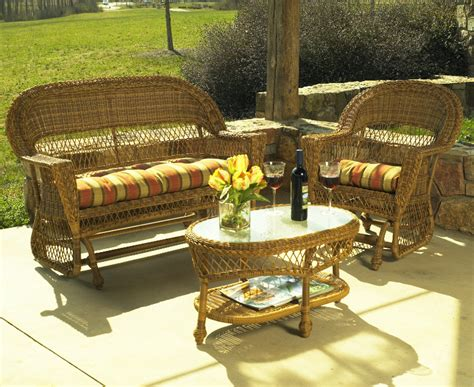 Wicker Porch Furniture