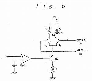 patent ep0756362a1 voltage controlled laser diode drive With laser diode circuit