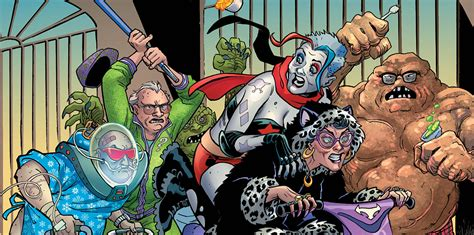 The Future Of The Dcu Is Weird And Wack