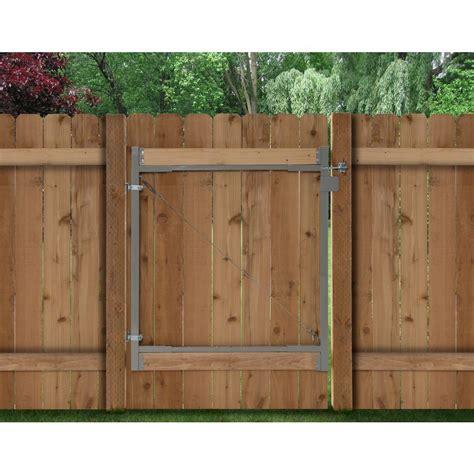 adjust  gate consumer series     wide steel