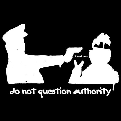 authority o b real
