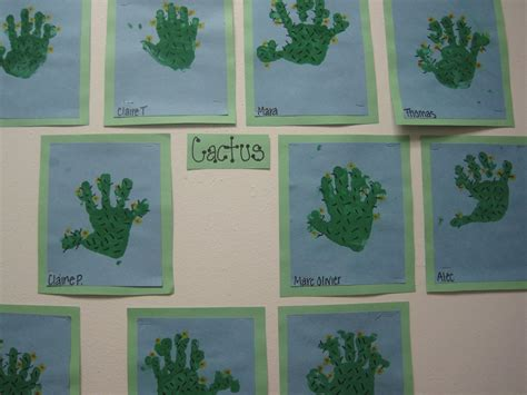 print cactus for desert themed week crafts for 602 | f2f8283279512597b9b9223802b7e5c7