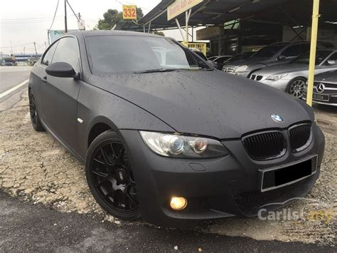 Bmw 325i 2007 2.5 In Selangor Automatic Coupe Black For Rm