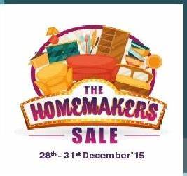 shopclues homemakers sale upto 80 off till 31st dec With homemakers furniture coupons