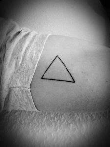 What Does Triangle Tattoo Mean? | Represent Symbolism