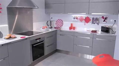 modele deco cuisine modele cuisine grise
