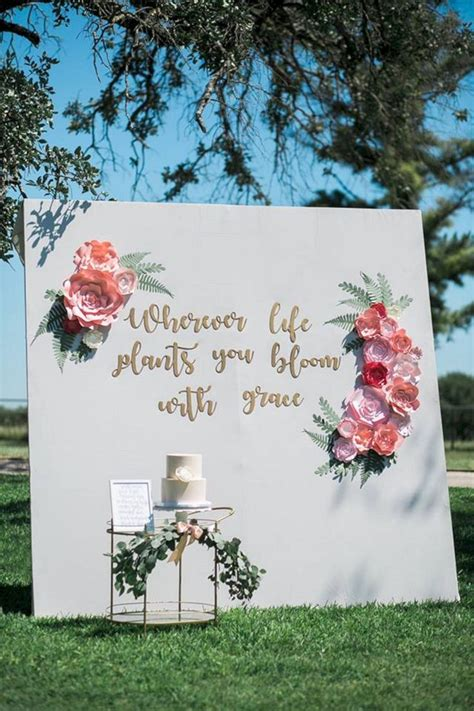 best 25 vintage wedding backdrop ideas on