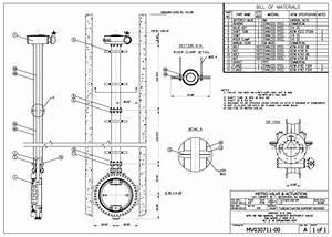 Metro Valve  U0026 Actuation   As Built Drawings