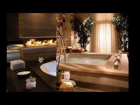 home spa design decorating ideas youtube