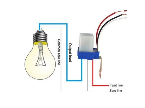 Automatic Auto Off Photocell Street Light Switch Photo