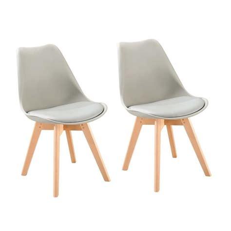 chaise et blanche chaise blanche de salle a manger kirafes