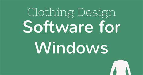 clothing design software  windows