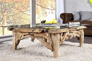 Table Basse En Bois Flotté : table basse en bois flott d coration int rieure pinterest table basse en bois flott ~ Teatrodelosmanantiales.com Idées de Décoration