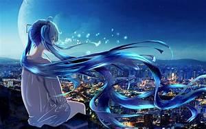 Anime, Girl, 4k, Wallpaper, Alone, Fantasy, 5k, Fantasy, 3
