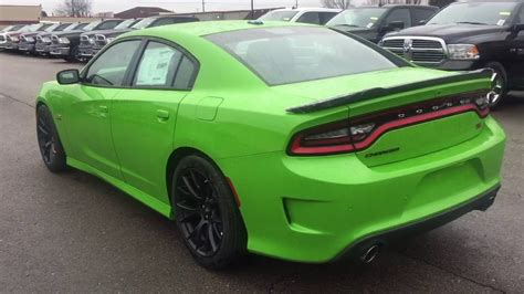 Dodge Charger Daytona Lime Green   2018 Dodge Reviews