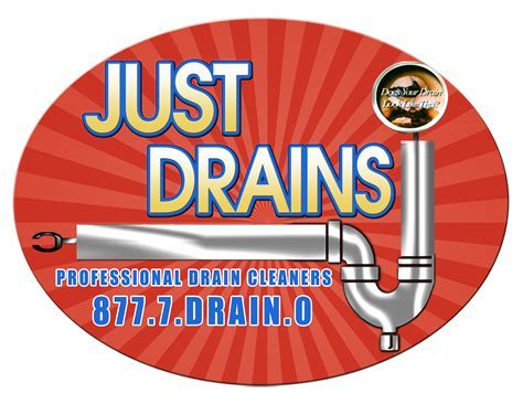 Just Drain cleaning information