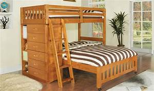 Bedroom Cheap Twin Beds Kids Bunk For Girls With Cool Desk ...