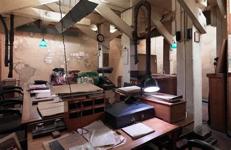 Cabinet War Rooms by Churchill War Rooms Imperial War Museums