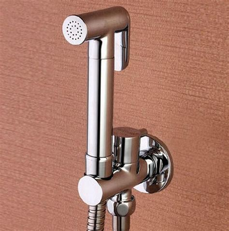 Bidet Jet by Best Toilet Brass Held Bidet Spray Shower