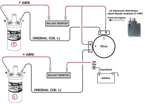 Msd Blaster Coil Wiring Diagram Needed Nopistons