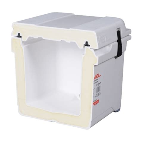 Boat Ice Box Insulation by Engel Deepblue Cooler Ice Box 58 Quarts Eng65 White Color