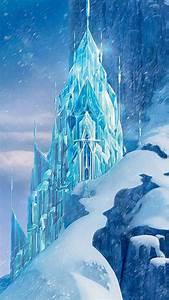 Halloween Frozen Castle iPhone 6 Wallpaper - 2014 Disney ...