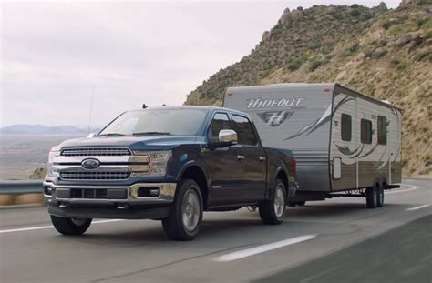 Ford F-150 Finally Goes Diesel This Spring With 30 Mpg And
