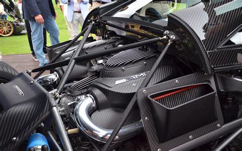 pagani engine pagani huayra amg engine