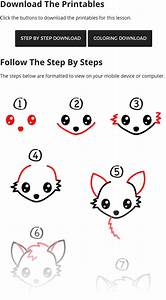 How To Draw An Arctic Fox Art For Kids Hub