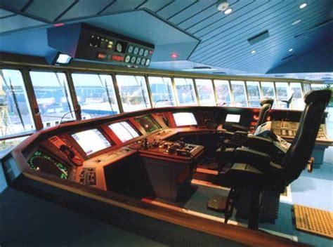 Ship Bridge by 7 Ship Technology