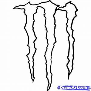monster energy logo - Google Search | Drawings | Pinterest ...
